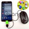 OTG Micro USB Адаптер. Новые. Все цвета.