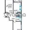 Продается квартира 2-ком 75 м² Ставропольская, 18