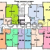 Продается квартира 1-ком 41 м² Плеханова