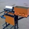 Стационарный вибростанок для производства тротуарной плитки