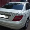 Mercedes-Benz C-klasse, III (W204) Рестайлинг 180 1.8 AT (156 л.с.) 2012 г.