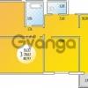 Продается квартира 3-ком 80.97 м² Кружевная, 14
