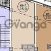Продается квартира 1-ком 25 м² Волжская ( Мамайка )