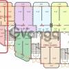 Продается квартира 3-ком 62 м² Загородная