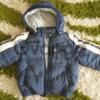"""детская зимняя куртка """"chicco"""""""