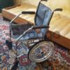 Инвалидное кресло - коляска облегченное GR-106 Италия