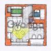 Продается квартира 2-ком 32.4 м² Пластунская