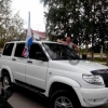 УАЗ Patriot  3163 2.7 MT (128 л.с.) 4WD