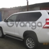 Toyota Land Cruiser Prado  3.0d AT (173 л.с.) 4WD