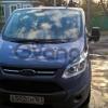 Ford Tourneo Custom  SWB 2.2d MT (125 л.с.) 2013 г.