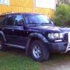 Toyota Land Cruiser 4.2d MT (135 л.с.) 4WD 1996 г.