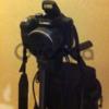 фотоаппарат с полным комплектом для любителей