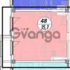 Продается квартира 2-ком 35.7 м² Курортный проспект