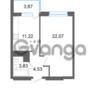 1-к квартира в Квартале Энтузиастов