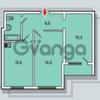 Продается квартира 3-ком 72.8 м² Парковая, 4, метро Девяткино
