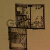 Продается квартира 1-ком 29 м² Дыбенко ул., 38, метро Улица Дыбенко