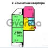 Продается квартира 2-ком 65 м² 2854,д.6