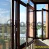 Отделка, остекление, утепление балконов и лоджий