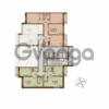 Продается квартира 3-ком 89.5 м² Петровский бульвар, метро Девяткино