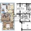 Продается квартира 2-ком 64 м² Чавдар Елизаветы