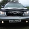Infiniti FX  FX35 3.5 AT (280 л.с.) 4WD