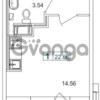 Продается квартира 1-ком 22.7 м² Лаврики ш., метро Девяткино