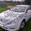 Hyundai Sonata  2.0 AT (150 л.с.) 2011 г.