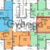 Продается квартира 1-ком 33.75 м² Гранатная