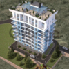 Продается квартира 1-ком 37 м² Донская