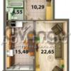 Продается квартира 1-ком 58 м² Сикорского (Танковая)