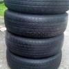 Продам шины на железных дисках