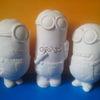 Гипсовые 3d фигурки для раскрашивания