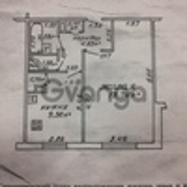 Продается квартира 1-ком 38 м² пр. Речицкий , 101