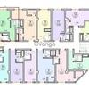 Продается квартира 1-ком 23 м² Гайдара