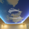 Профиль 3D, для натяжных потолков с подсветкой и фотопечатью