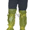 Бахилы дождевые полиэтиленовый плотные