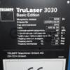 установка лазерной резки TRUMF TruLaser 3030 б/у