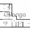 Продается квартира 3-ком 74 м² Шоссейная 1, метро Ладожская