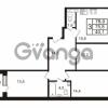 Продается квартира 3-ком 78 м² Колтушское шоссе 66, метро Ладожская