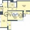 Продается квартира 2-ком 63 м² Дунайский проспект 7, метро Звёздная