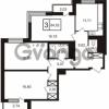 Продается квартира 3-ком 84 м² Дунайский проспект 7, метро Звёздная