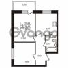 Продается квартира 2-ком 38 м² Петровский бульвар 1, метро Девяткино