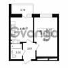 Продается квартира 1-ком 30 м² Петровский бульвар 1, метро Девяткино