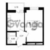 Продается квартира 1-ком 31 м² Петровский бульвар 1, метро Девяткино