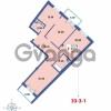 Продается квартира 3-ком 98.13 м² Савушкина 112к 4, метро Старая деревня