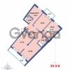 Продается квартира 3-ком 124.67 м² Савушкина 112к 4, метро Старая деревня