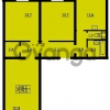 Продается квартира 3-ком 79 м² Муринская дорога 7, метро Гражданский проспект