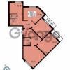 Продается квартира 4-ком 105 м² Ленинский проспект 69, метро Проспект Ветеранов