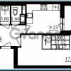 Продается квартира 1-ком 38 м² проспект Маршала Блюхера 11к А, метро Лесная