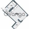 Продается квартира 1-ком 25.5 м² Плесецкая улица 1, метро Комендантский проспект